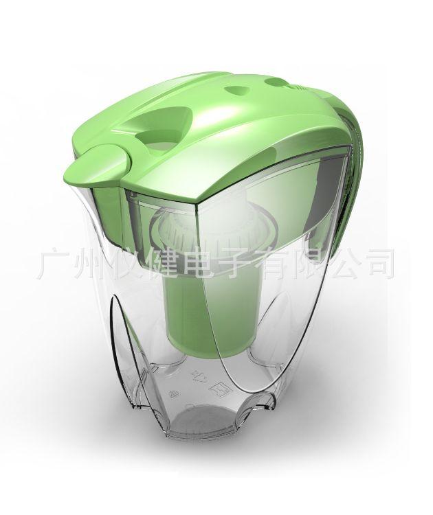 厂家直销  3.5L富氢 碱性滤活化净水壶 过滤壶净水器 批发 仪健专款