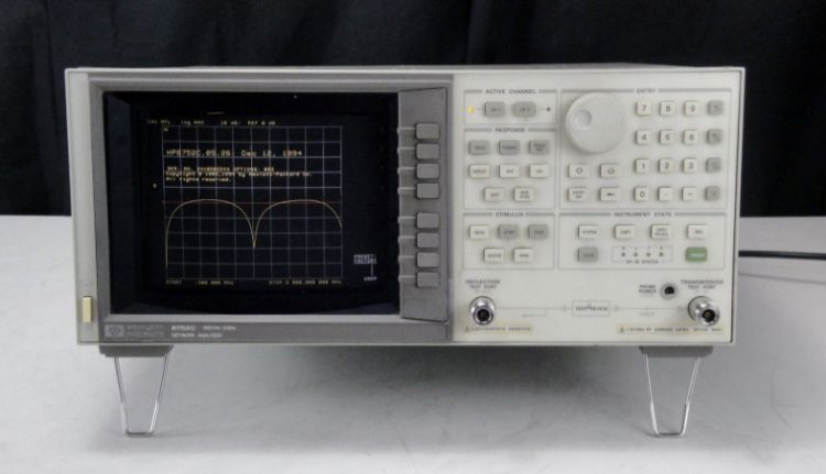 HP惠普 网络分析仪 8752A 销售/租赁 维修 价格电议