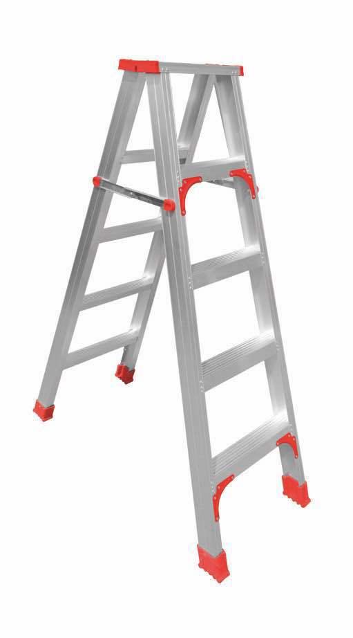 步步稳铝合金加厚多功能折叠梯子人字梯伸缩升降阁楼工程梯家用梯
