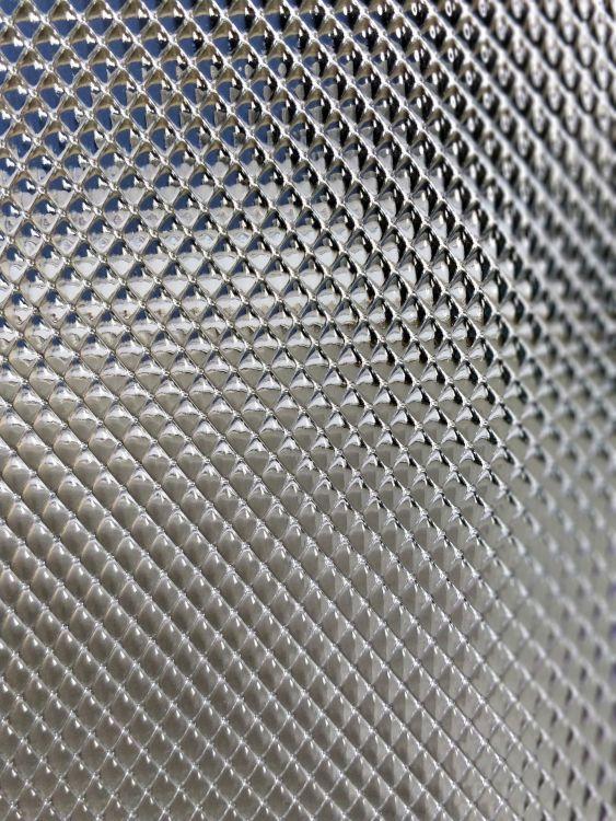金水晶 定制光面单面双面磨砂扩散板 PS板材有机玻璃