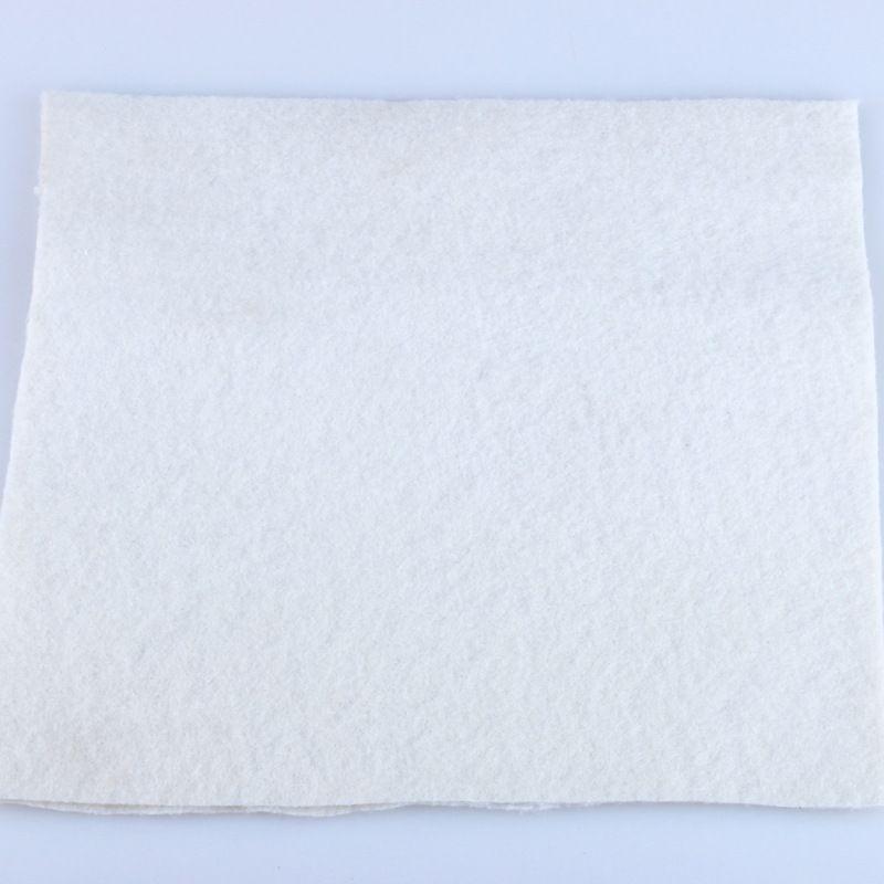 金达 透水土工布 水利工程用白色土工布