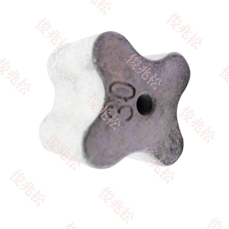 水泥垫块 混凝土钢筋保护层垫块 C50高强度30-30梅花垫块