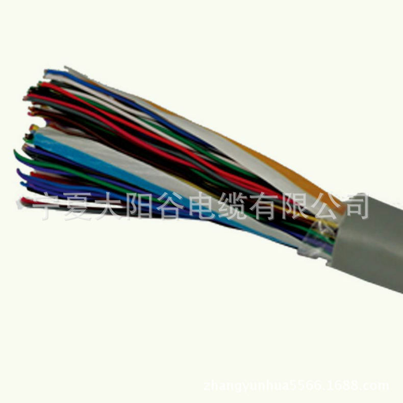 厂家供应 陕西地区计算机电缆 特种规格计算机电缆