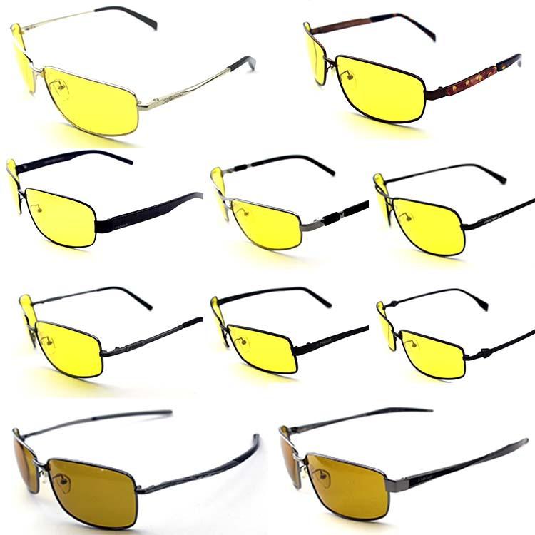 太阳镜偏光镜司机专用夜用眼镜驾驶员夜视镜男士墨镜开车10款可选