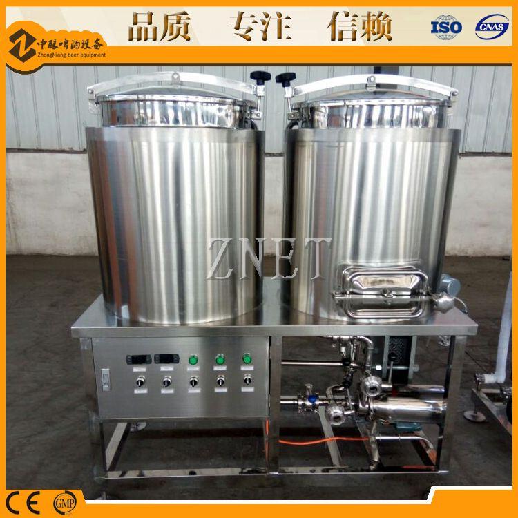 专业供应 100L 济南小型自酿啤酒设备 山东精酿啤酒设备 二手啤酒设备