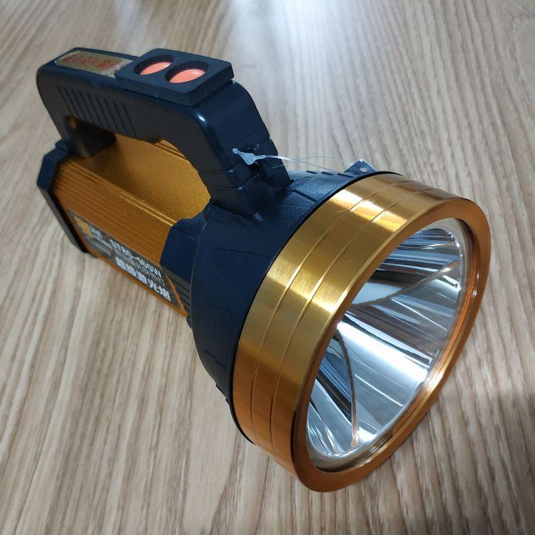 120w探照灯led强光手提式多功能户外照明灯带侧灯大功率探照灯