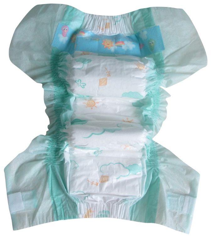 外贸 出口 贴牌OEM婴儿纸尿裤 儿童婴儿尿不湿 厂家OEM贴牌代工