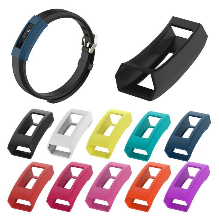 适用于Fitbit ACE/ alta HR硅胶套 智能手环硅胶保护套防摔防老化