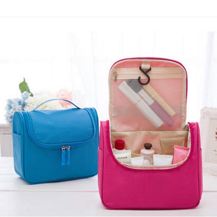 便携化妆包旅行男女收纳包出差洗漱包大容量化妆品袋防水一件代发