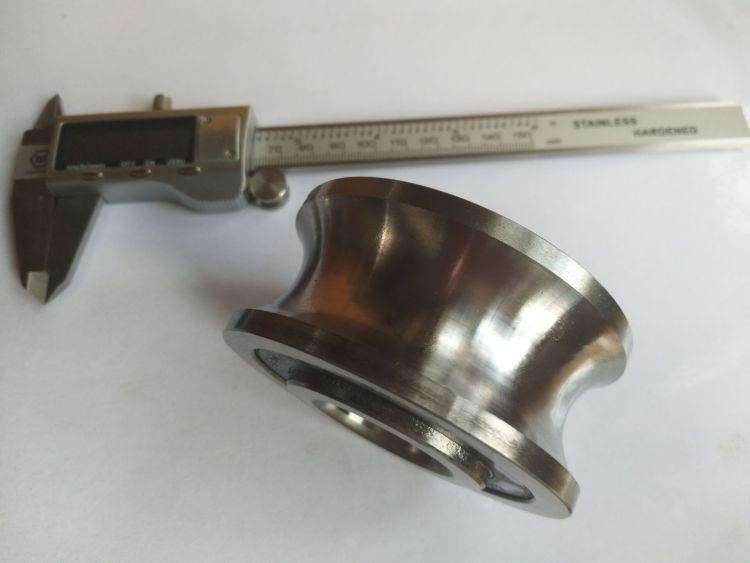 """LFR5204-16KDD LFR5204-16NPP带""""哥特式""""圆弧槽的导轨滚轮轴承"""