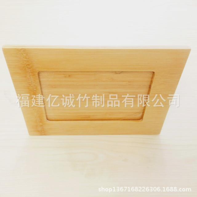 外贸热销整竹相框高档礼品