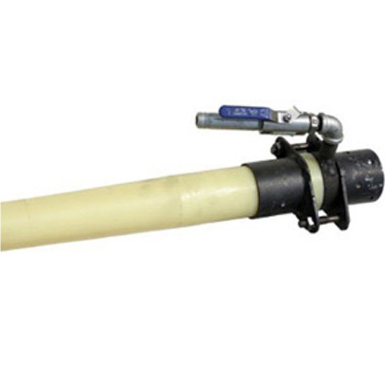 一诺机械混凝土喷浆机喷头 喷浆机配件 混凝土喷浆机喷头总成
