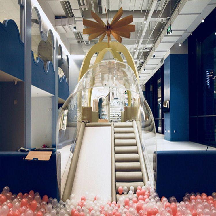 新款淘气堡儿童乐园大小型室内游乐设备定制儿童玩具城堡闯关设施 佰仕佳游乐