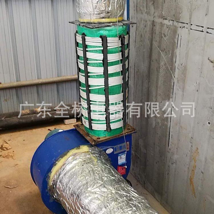 电磁热风炉 热风管电磁加热器 感应加热线圈 节能30%以上