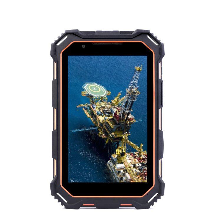 军工三防防爆平板PDA高清屏幕4G全网通NFC北斗定位7000mAh大电池