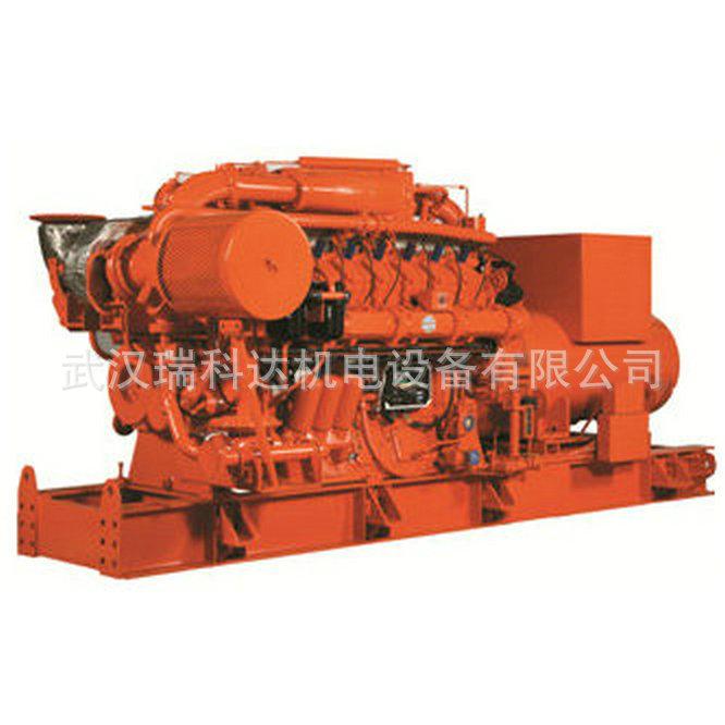 潍柴燃气发电机组 液化气燃气发电机组 天然气发电机组