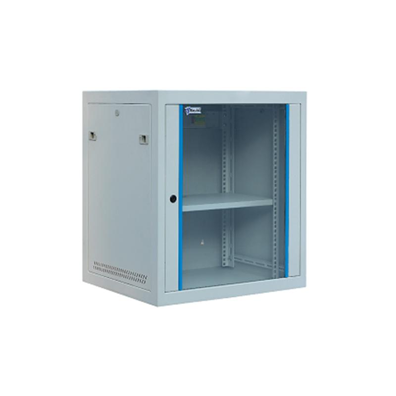 金盾6U/9U/12U挂墙机柜 金盾JD06网络机柜 网络设备机柜批发