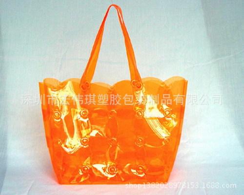PVC手提袋,PVC礼品袋,PVC化妆袋,PVC环保袋