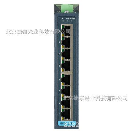 EKI-2528I 8端口宽温非网管型工业以太网交换机批发厂家ADVANTECH研华