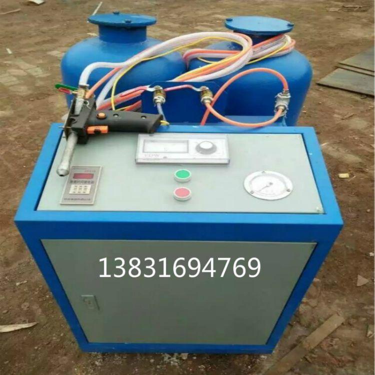 供应聚氨发泡机 聚氨酯模具灌注填充机 双组分黑白料混合发泡机