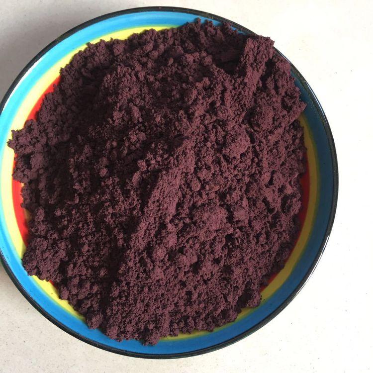 橡胶油漆建筑用氧化铁颜料 耐高温高着色氧化铁红粉