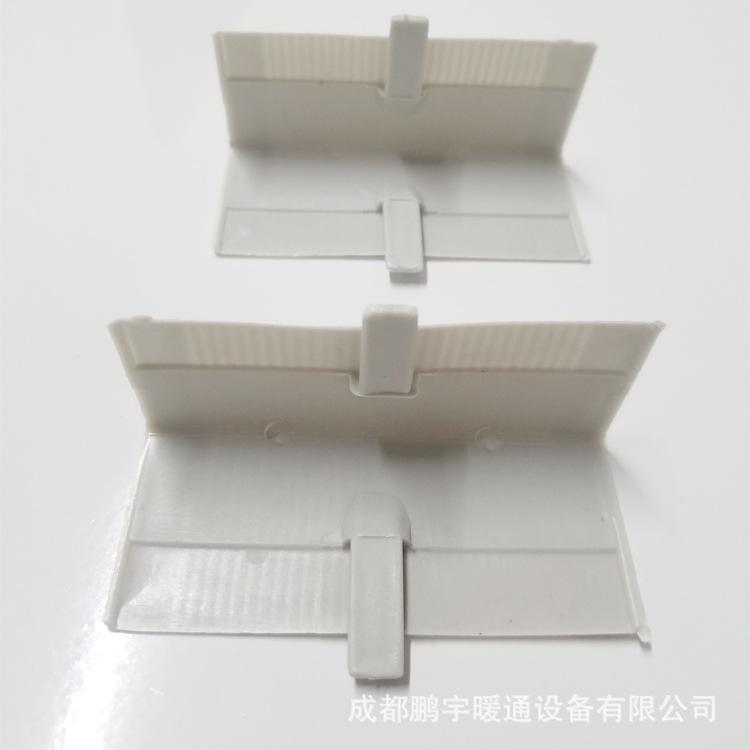 四川批发酚醛复合风管专用护角包角 PVC塑料包角护角