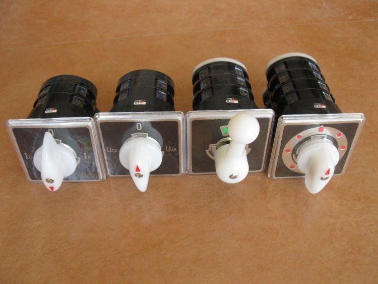 万能转换开关 电压转换开关 LW95-16D  LW95-16B