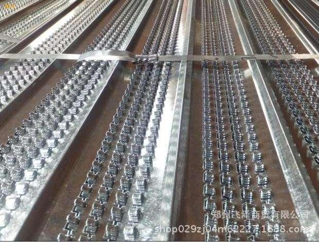 厂家直销钢格镀锌建筑快易收口网 批发建筑桥梁建筑专用收口网