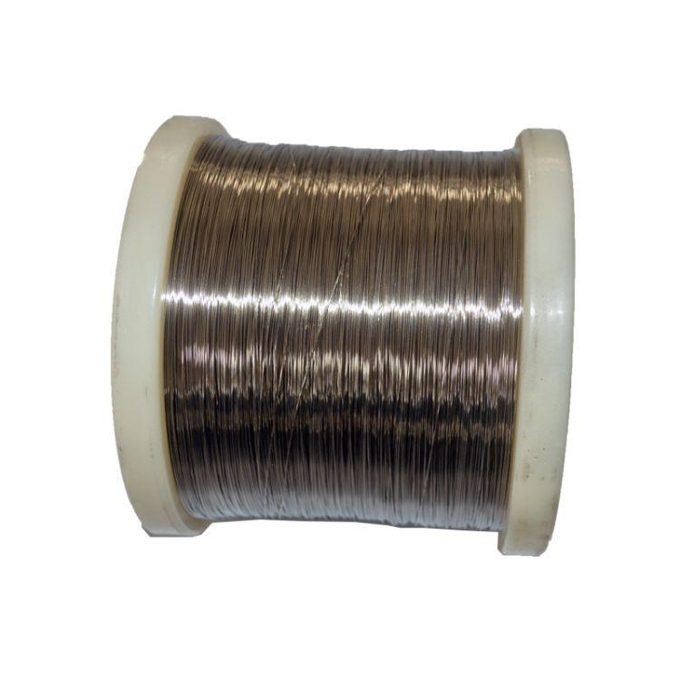 厂家直销 用于硅胶加热铜镍丝品质保障 欢迎选购