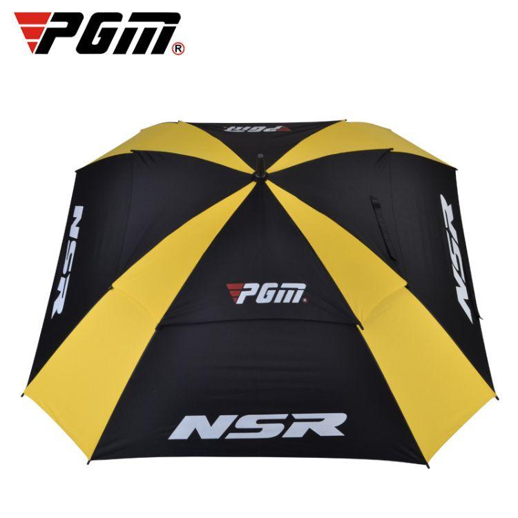 高尔夫伞 PGM YS004厂家直销 高尔夫雨伞 遮阳伞 超大 抗台风级 玻璃纤维直杆