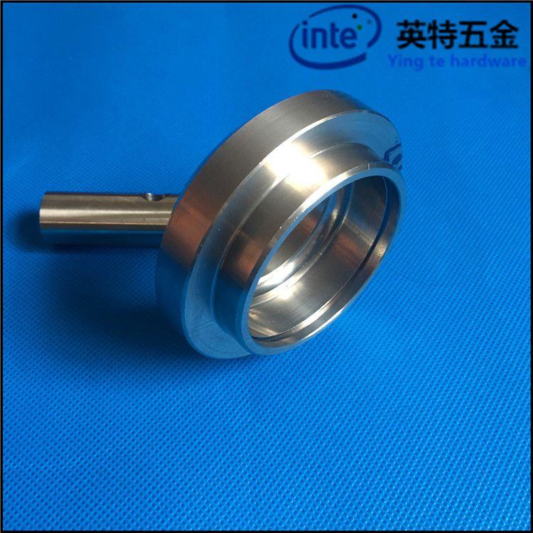 厂家生产加工不锈钢轴承套 轴套 轴承座 精密套 非标定制