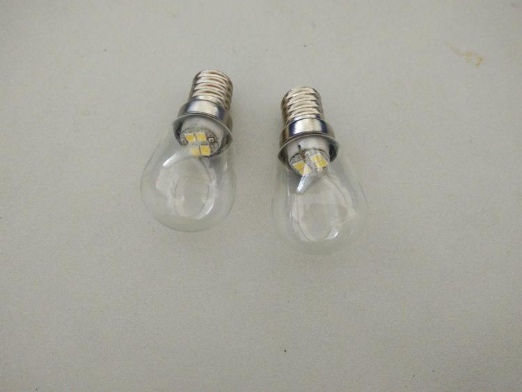 厂家直销T26 冰箱LED灯 1.5W 2W 透明和乳白 大量供应规格齐全