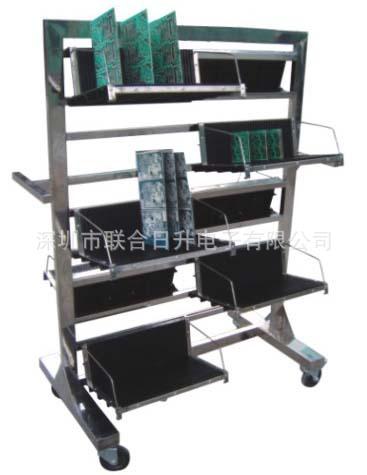 深圳厂家供应防静电PCB挂篮车 多种规格挂篮车 不锈钢挂篮车