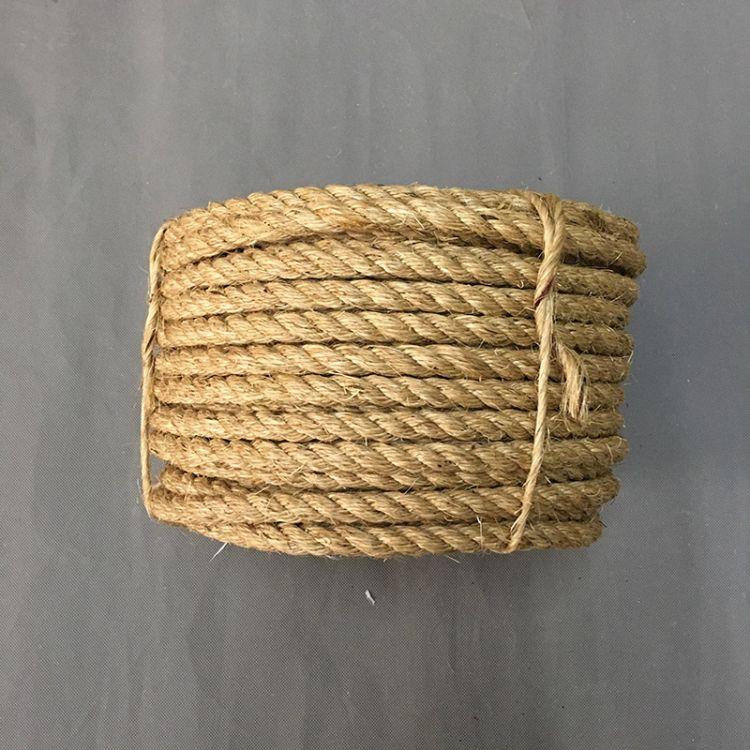 剑麻绳可用在旅游区的装饰