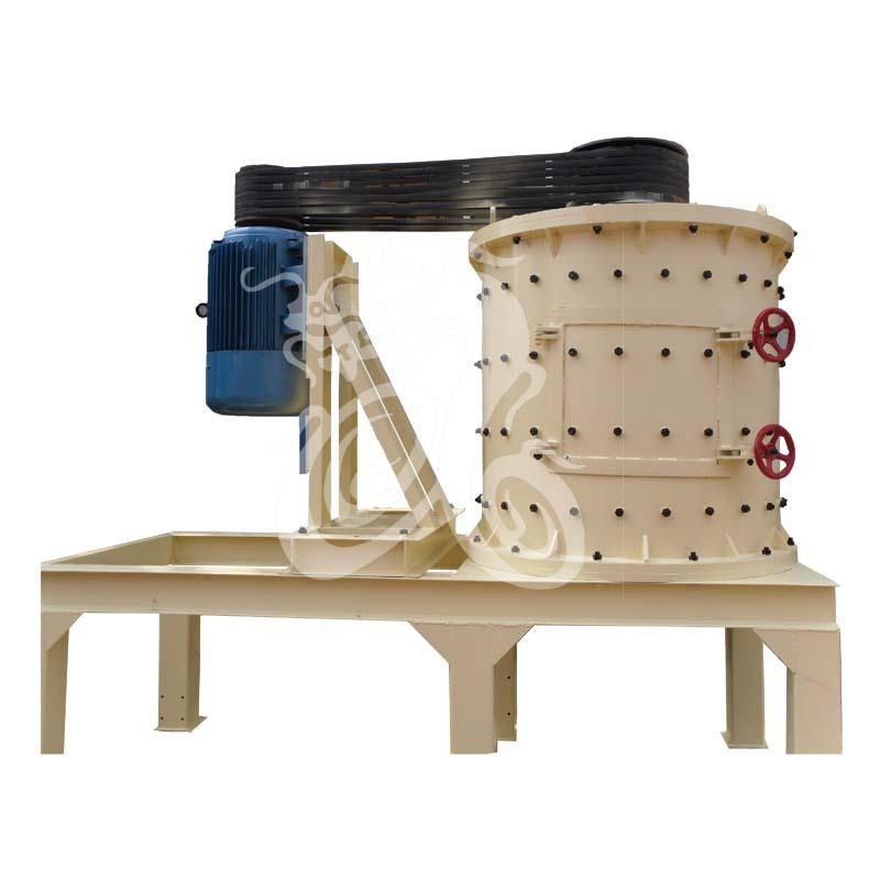 厂家直销河卵石环保立轴制砂机 花岗岩机制砂设备 数控变频制沙机