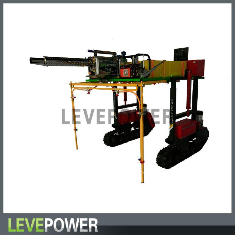 喷药机 履带式 力植保机器维履带式龙门式植保机器人宽高可调 力维机械 厂家直销