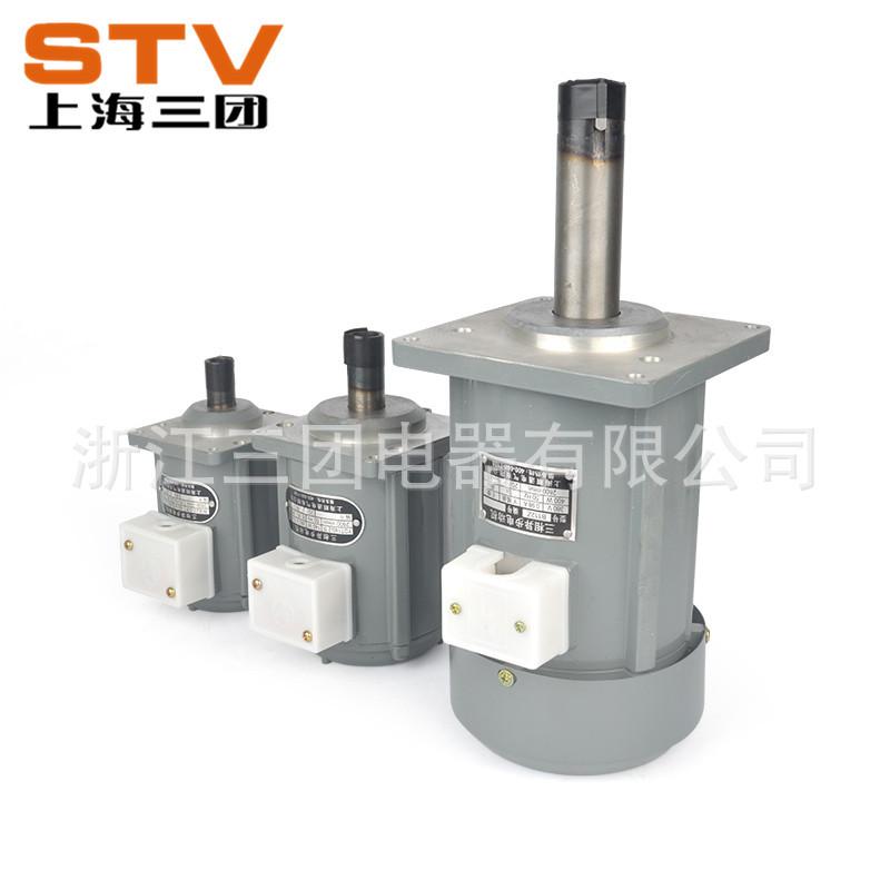 优质爆款ASF82A液压抱闸三相异步电动机 微型电机 抱闸电机120W