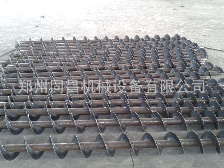 厂家生产 绞龙叶片外径 150内径42厚度内5外3连续绞龙