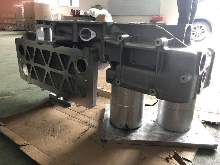 绍俊 铝合金卡车变速箱压铸件 加工模具压铸模 铝合金制品