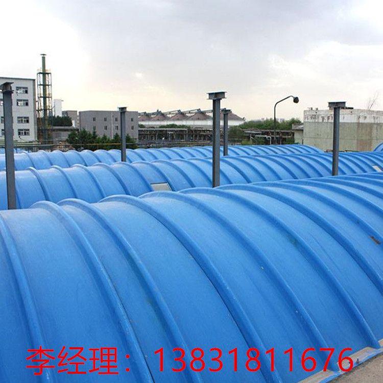 生产定做玻璃钢盖板冷却水盖板大跨度污水池盖板耐腐蚀欢迎订购