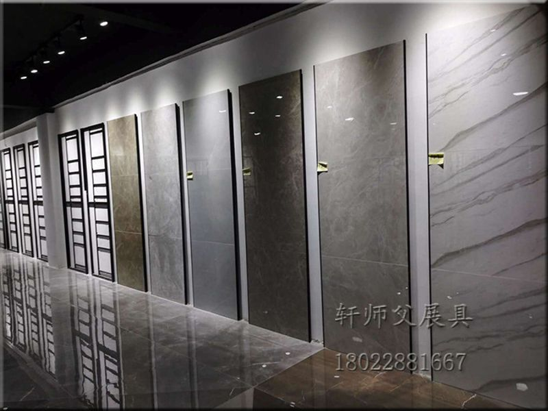 瓷砖展架 佛山陶瓷展示架 厂家定做600*600/600*1200/800*800/900