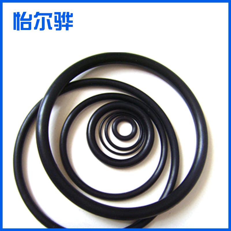 专业提供 橡胶密封o型圈 大尺寸橡胶o型圈