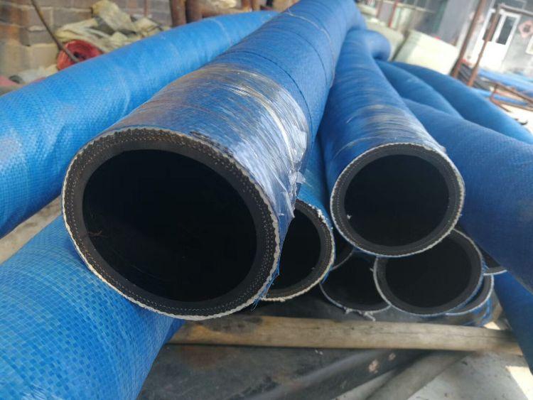 河北宏禄厂家供应耐磨喷砂管  帘子线喷砂耐磨管 混凝土泵车软管