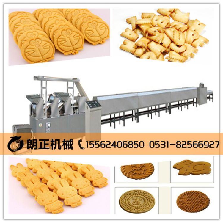 重庆小型饼干机械生产线设备那里有饼干成型机烤箱厂家直销