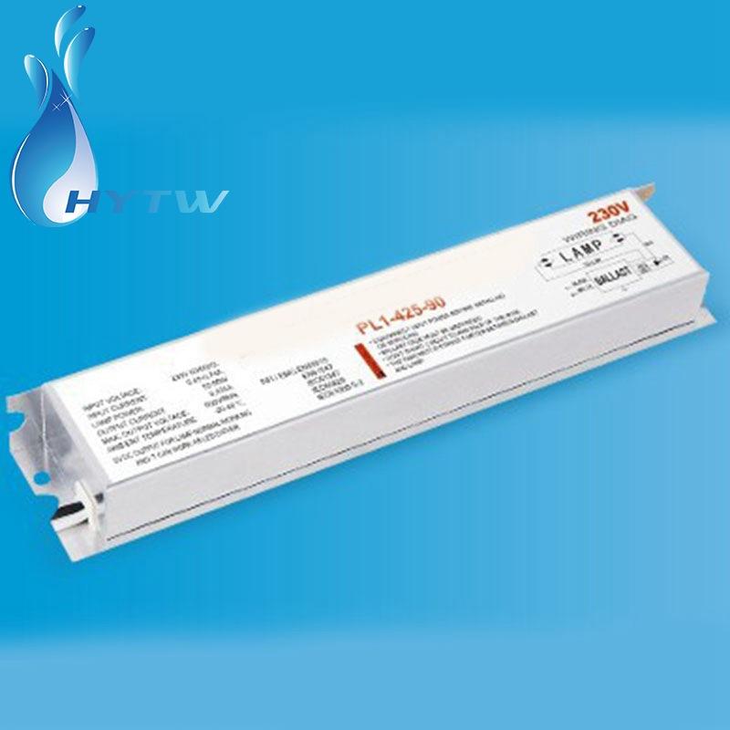 电子镇流器批发厂家 仪通PL1-425-90电子镇流器适用于55~79W紫外线灯瞬时启动