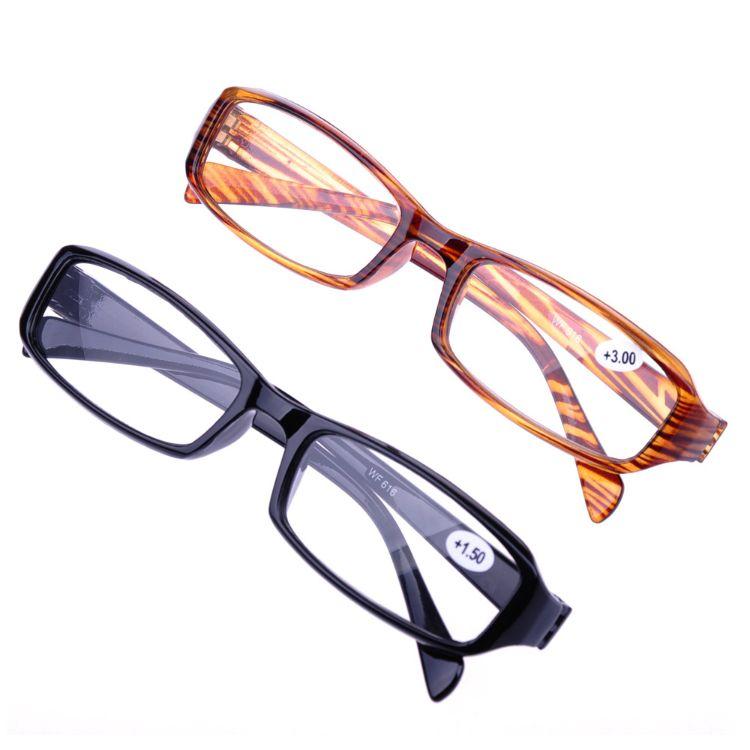 2018新款升级版616老花镜工厂批发 双牙树脂高清眼镜跑江湖老人镜