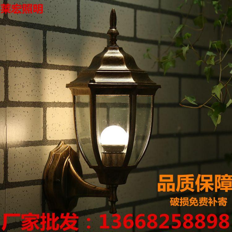 成都厂家直销欧式户外防水LED壁灯  户外壁灯 ,,