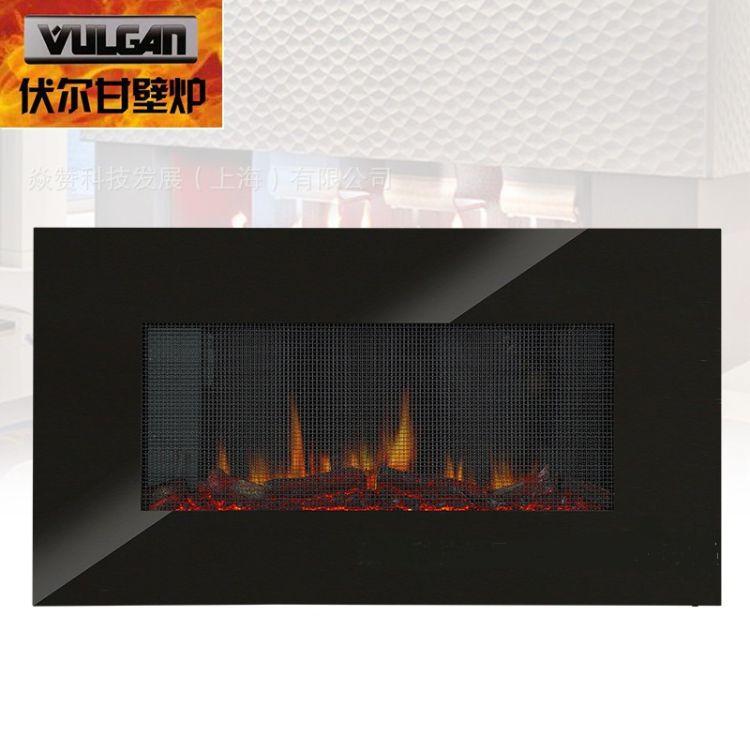 仿真火壁炉 2019年42寸假火焰带燃烧超逼真火焰的装饰电壁炉