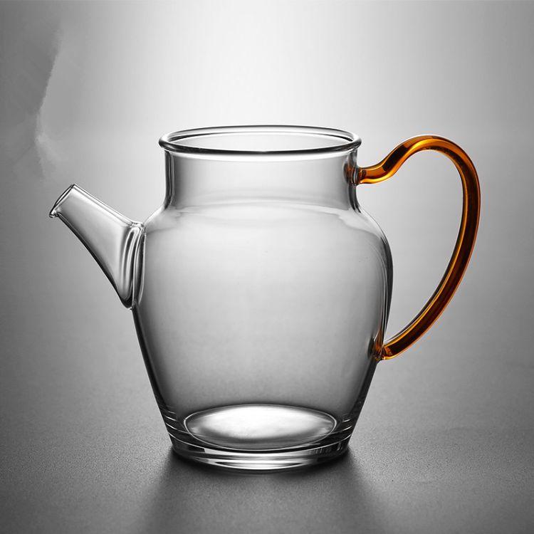 正品耐热加厚玻璃公道杯功夫茶具套装配件分茶器茶海泡茶杯