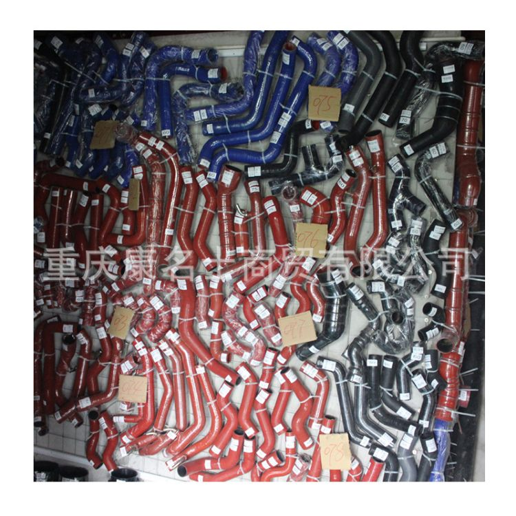 柴油机柴油机钢丝编织胶管变径胶管发动机DZ93319190002胶管